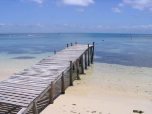 Ponton-île-Saint-Marie-Madagascar